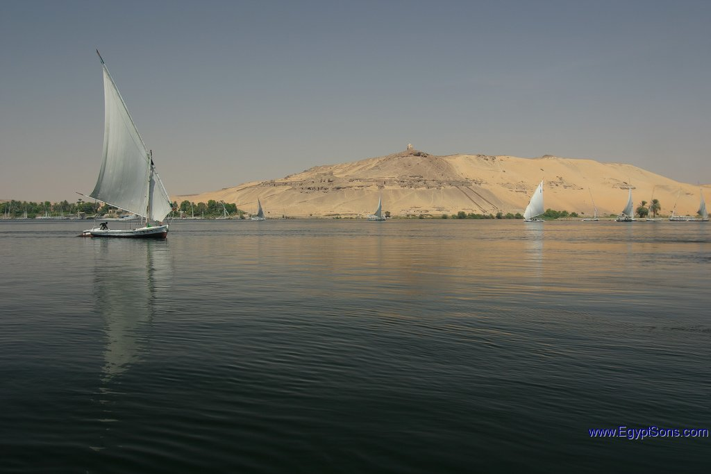 On the nile
