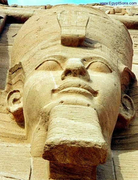 Ramesses II, the greatest Pharaoh of Ancient Egypt