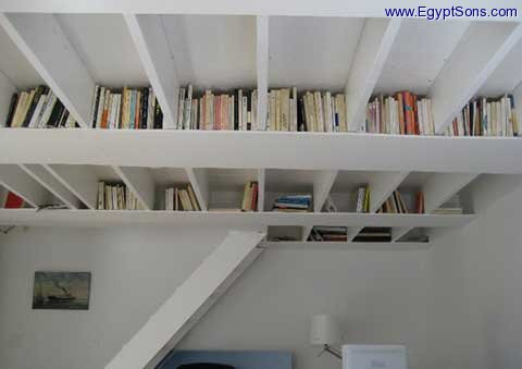 creative bookshelf design 8