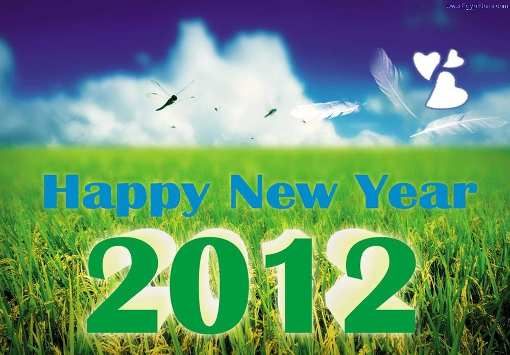 Happy new Year 2012 -12