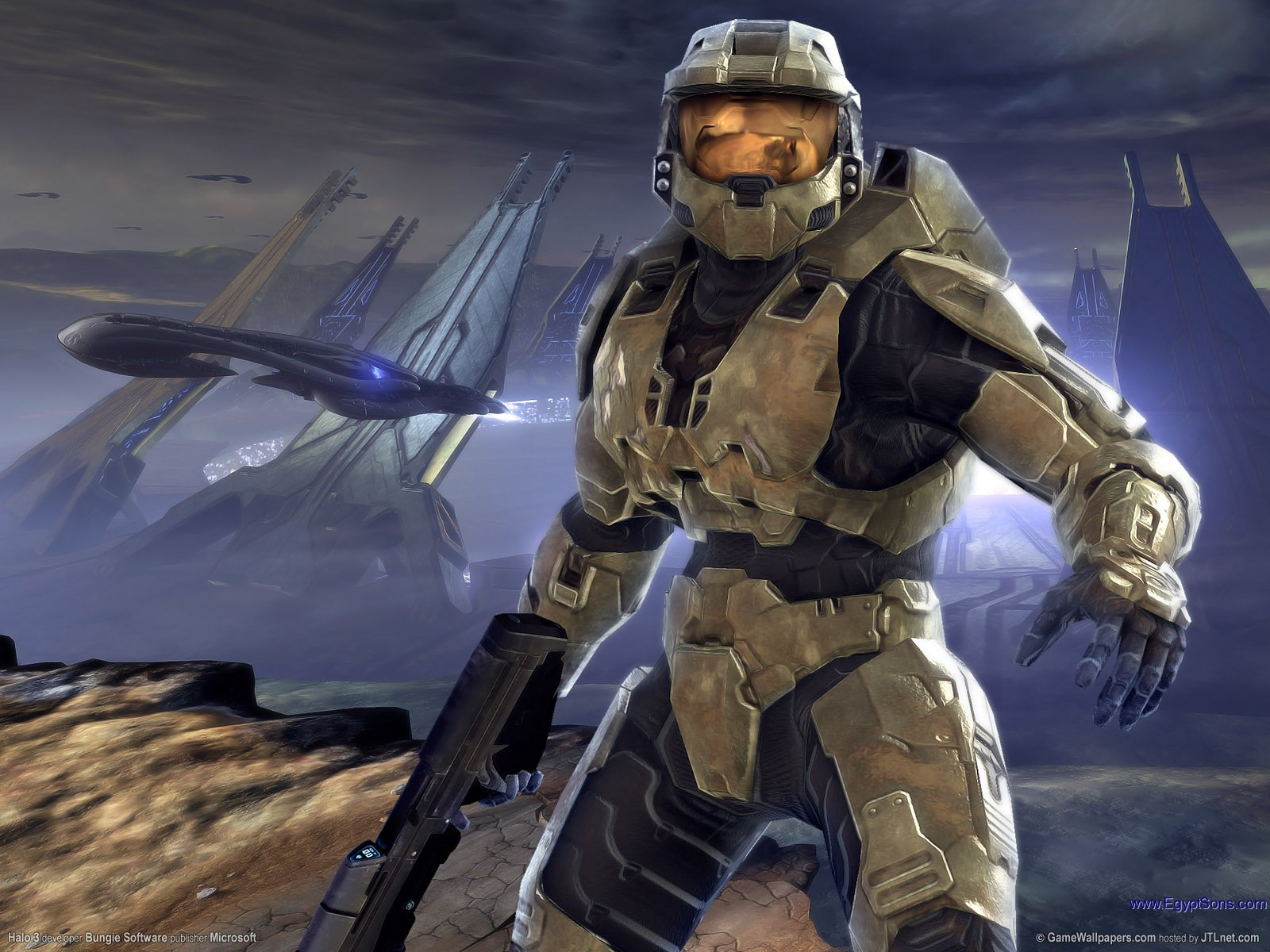 halo 3 wallpapers 9