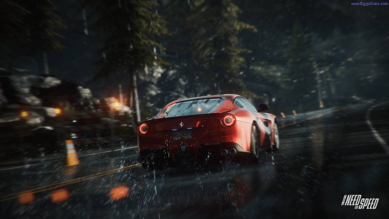 Need For Speed Rivals 2
